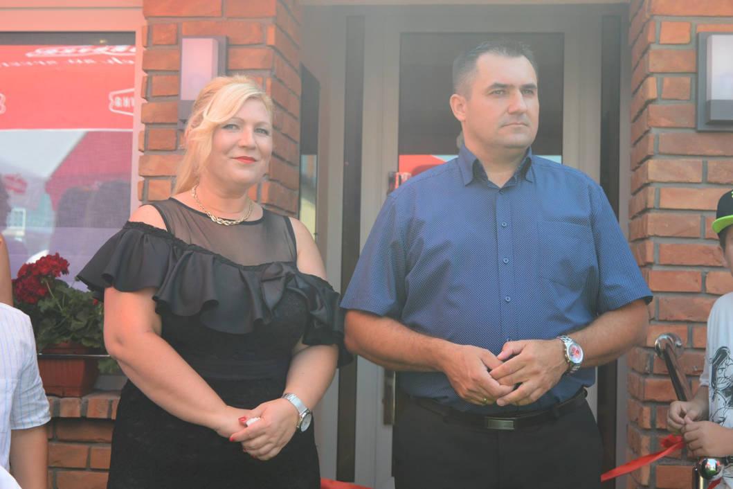 Zoran Pehnec sa suprugom