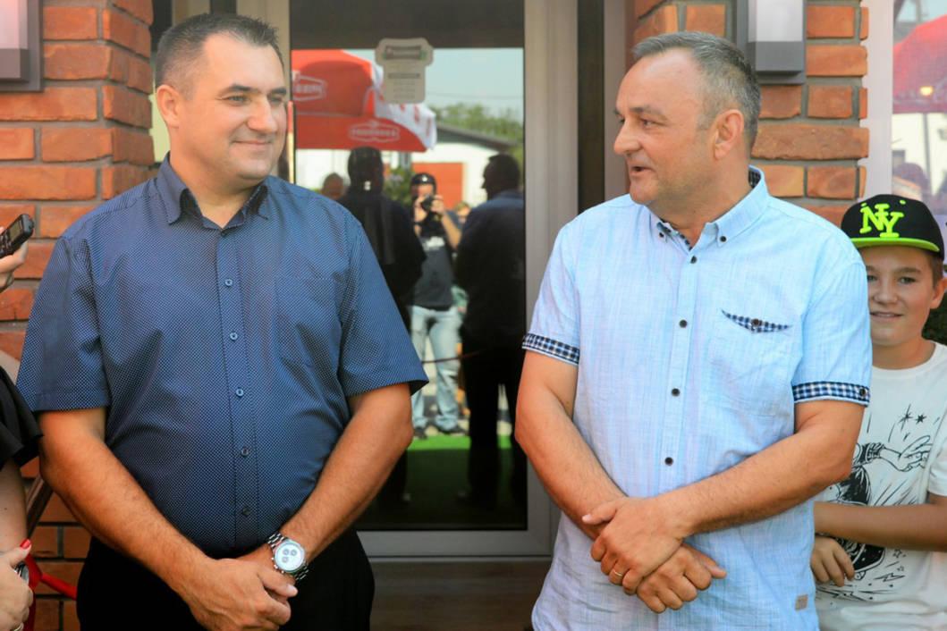 Zoran Pehnec i Ratimir Ljubić