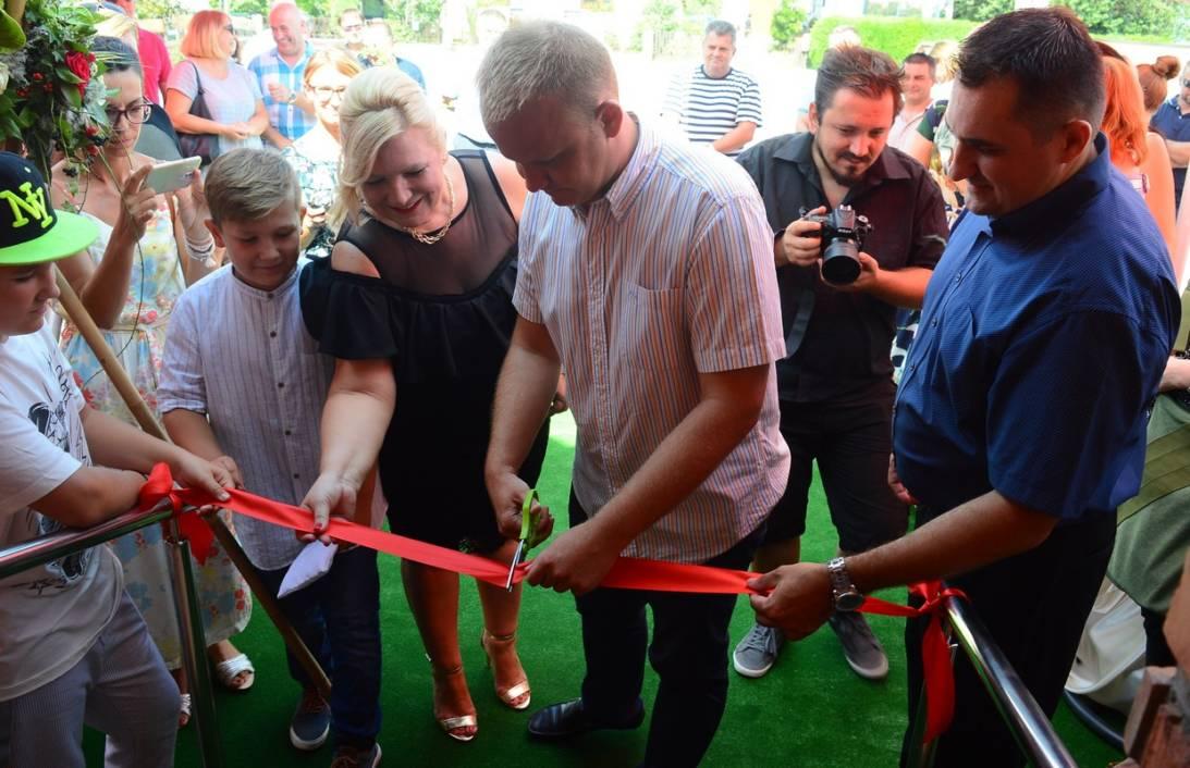 Otvorenje novouređenog restorana Kalimero