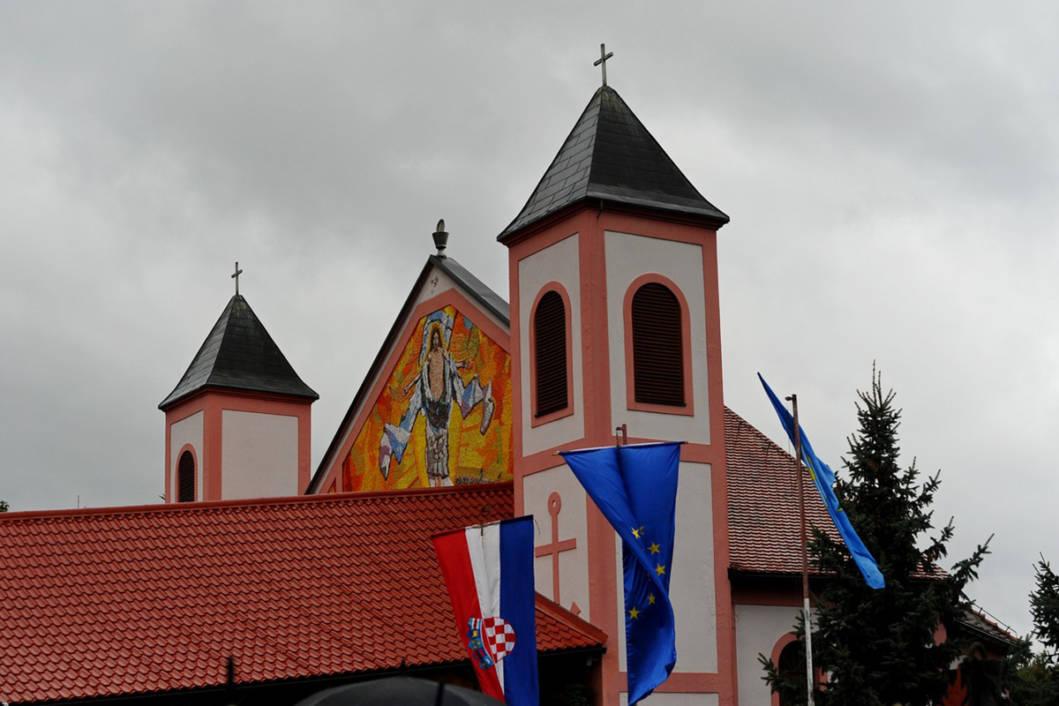 Sveta nedjelja u Ludbregu - svetište