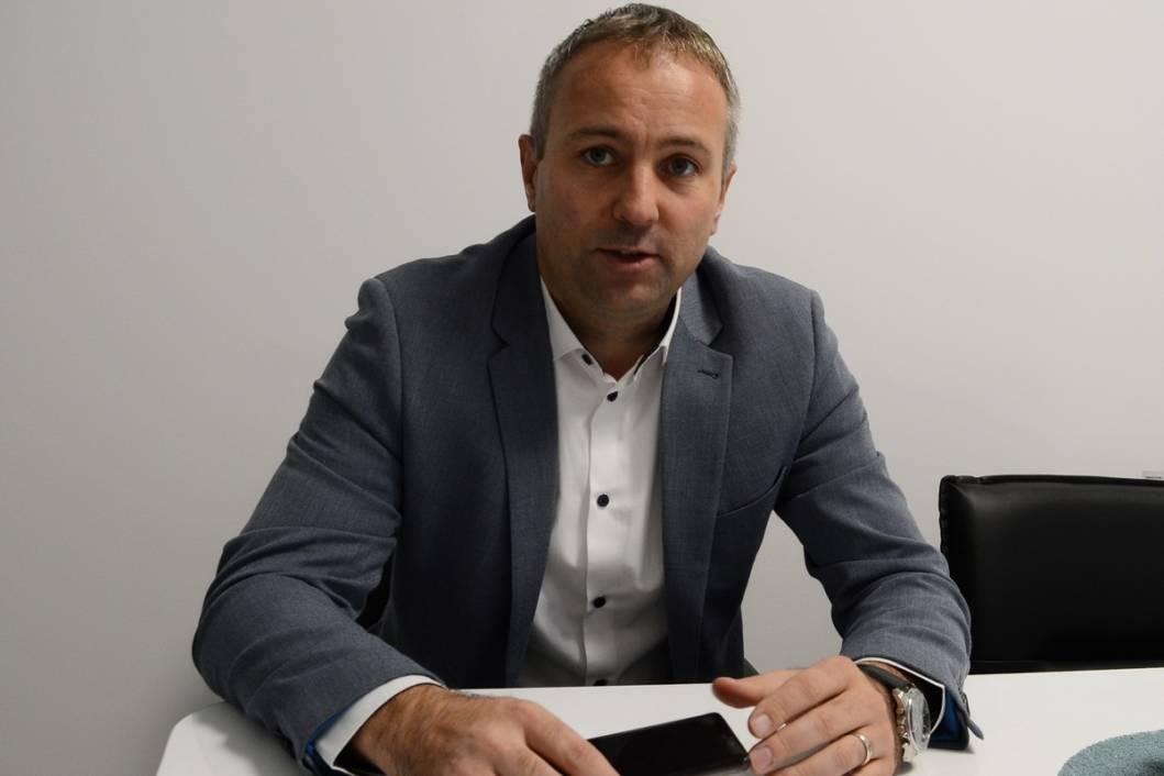 Zdravko Petras, predsjednik uprave Koprivničkih voda