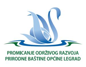 Logo Promicanje održivog razvoja prirodne baštine Općine Legrad
