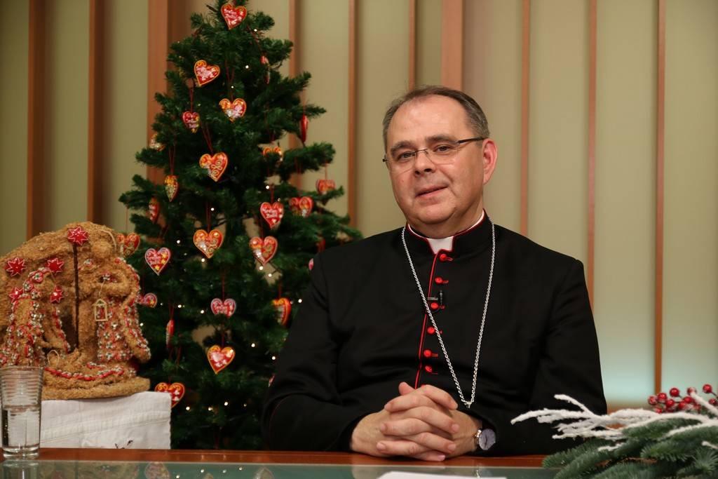 Varaždinski biskup Bože Radoš