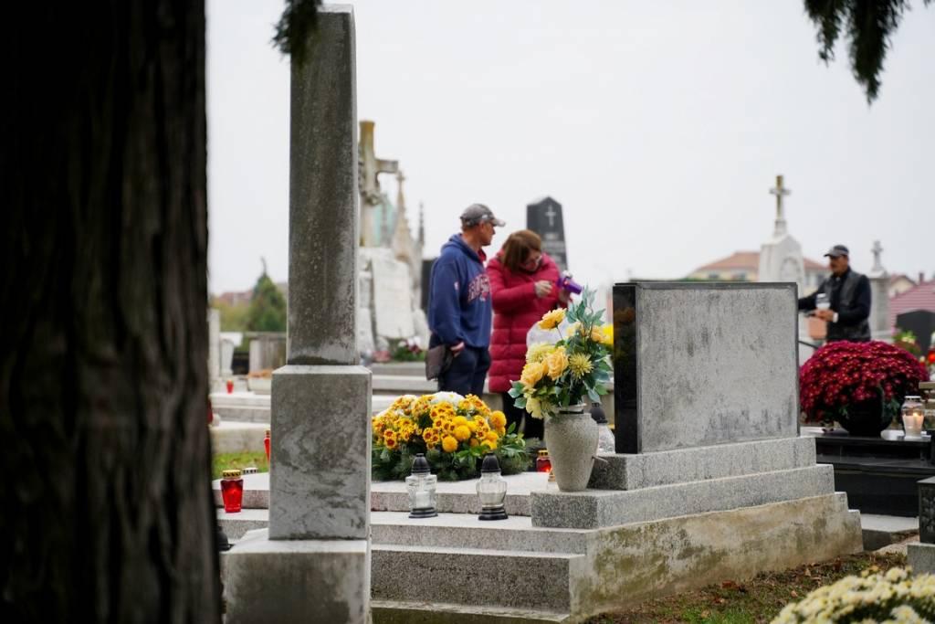 Blagdan Svih svetih, Koprivnica