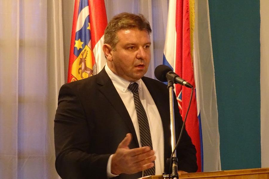 Načelnik Općine Veliki Bukovec Franjo Vrbanić