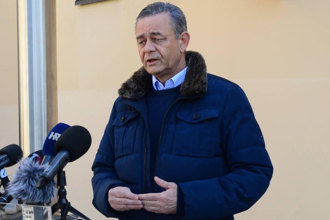 Darko Koren, koprivničko-križevački župan