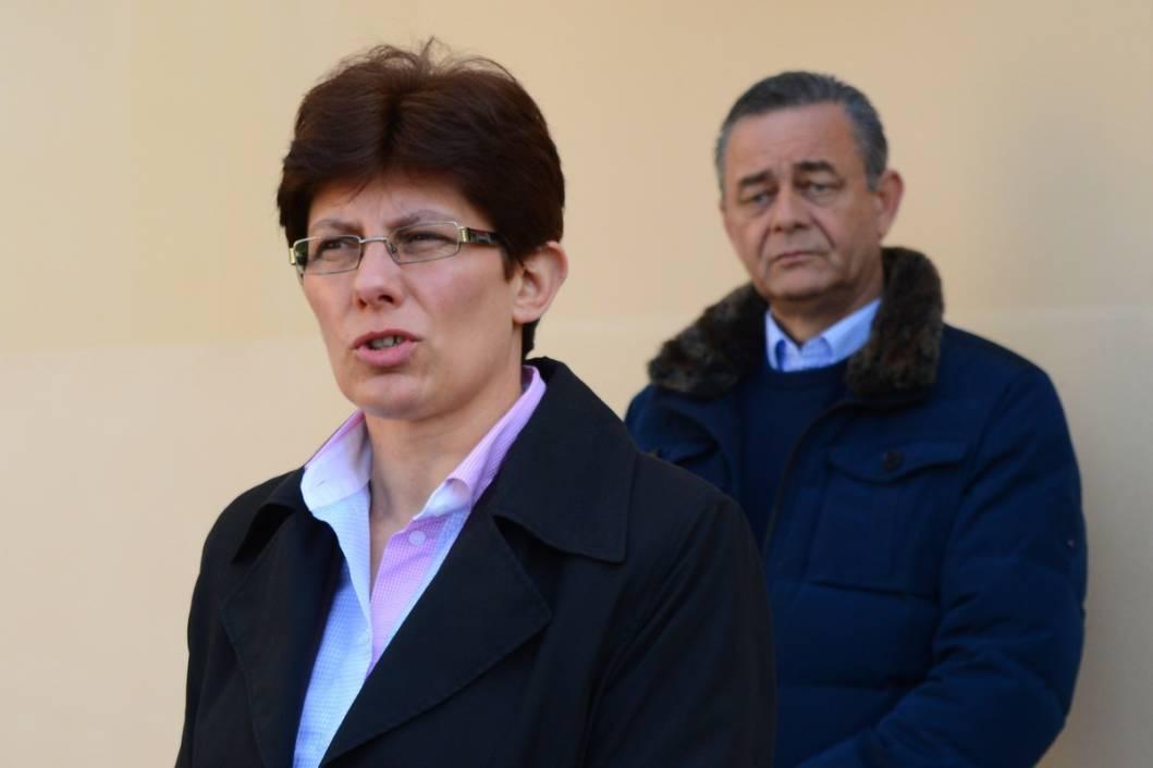 Draženka Vadla, ravnateljica Zavoda za javno zdravstvo Koprivničko-križevačke županije