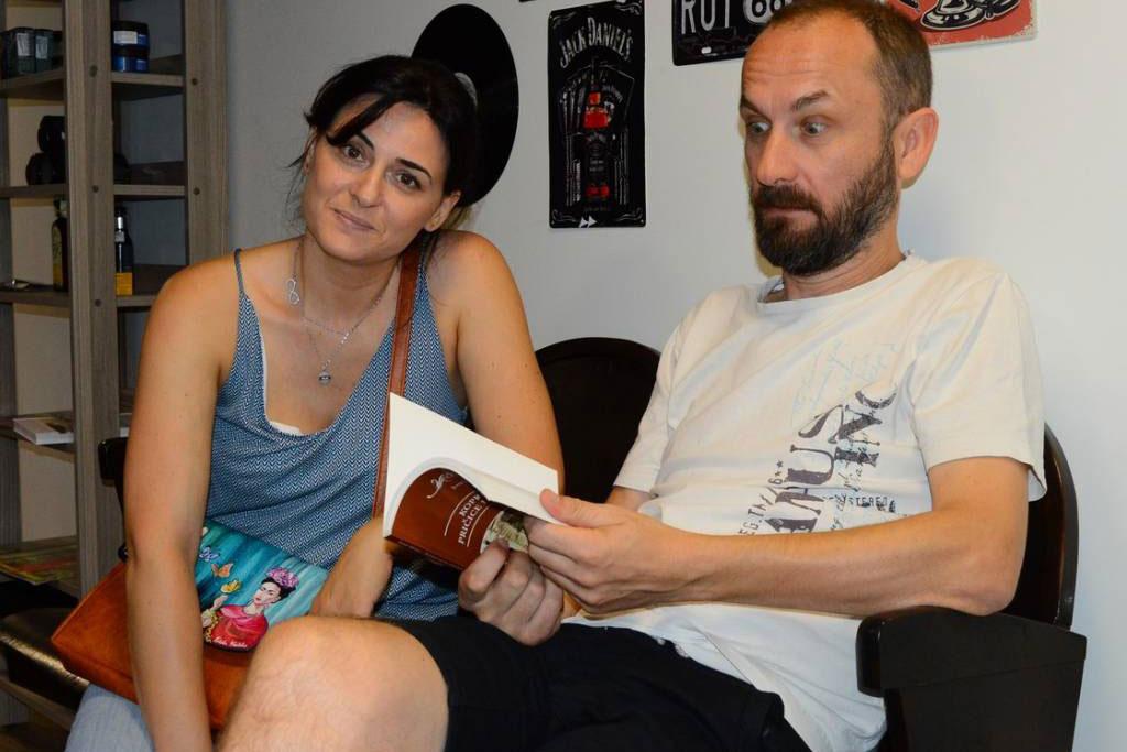 Ida Šipek i Sven Šestak