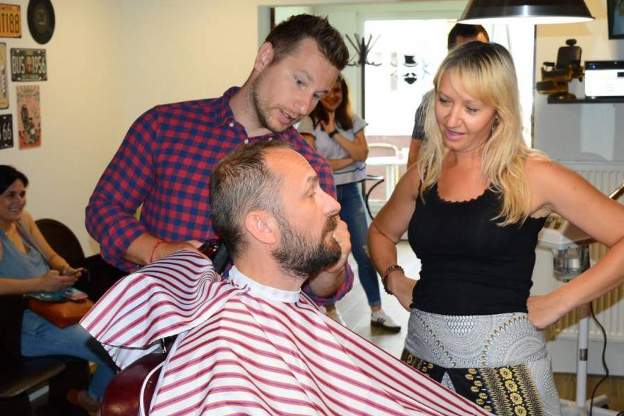 Glavom i bradom brijačnica Koprivnica