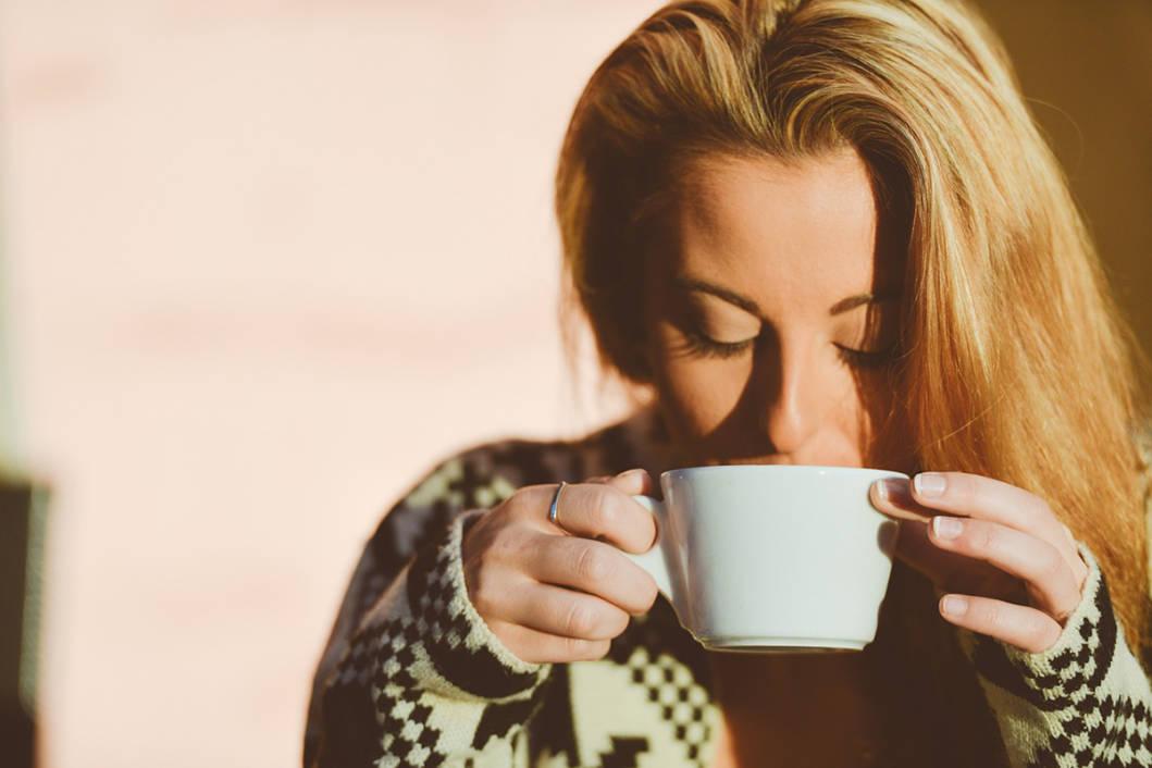 Jutarnje ispijanje kave