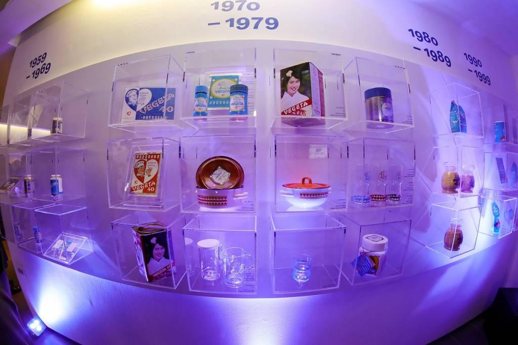 izložba 'Vegeta 60 – Paketić povijesti'
