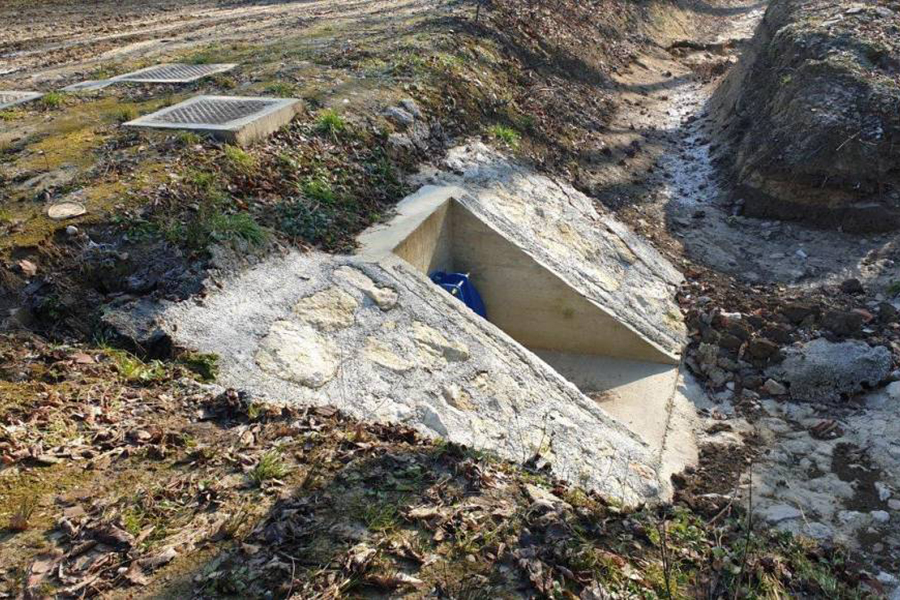 Sustav odvodnje Vinica