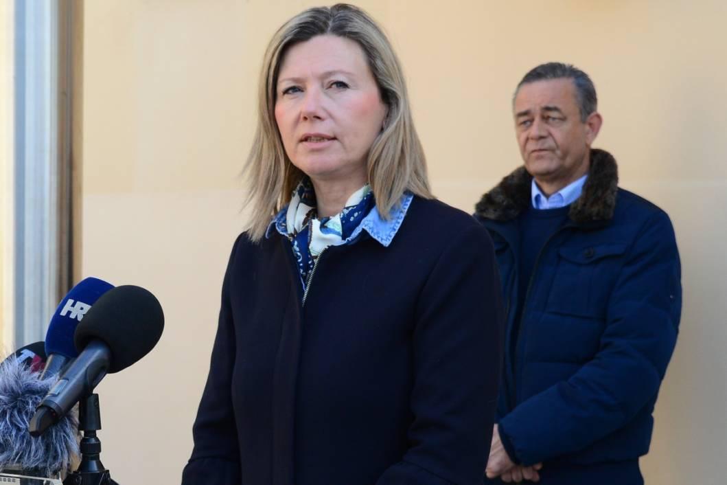 Ksenija Ostriž, dogradonačelnica i načelnica Stožera civilne zaštite Grada Koprivnice