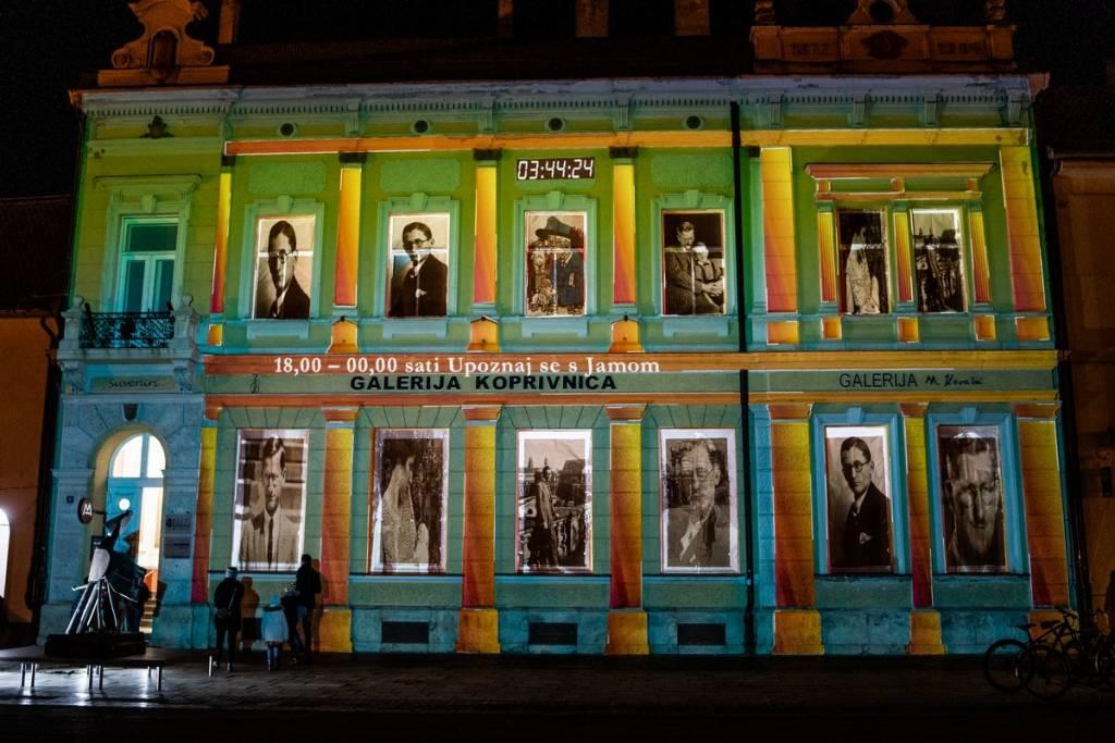 Noć muzeja u Koprivnici