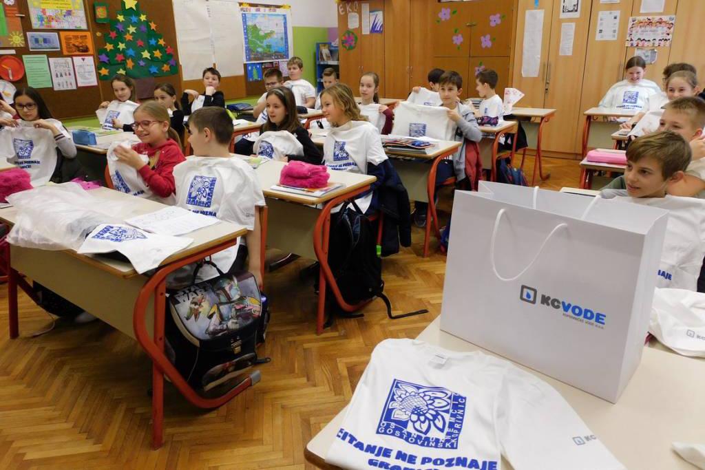 'Nemčići' s majicama Koprivničkih voda