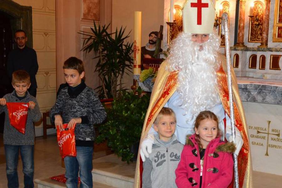 Sveti Nikola u Koprivnici