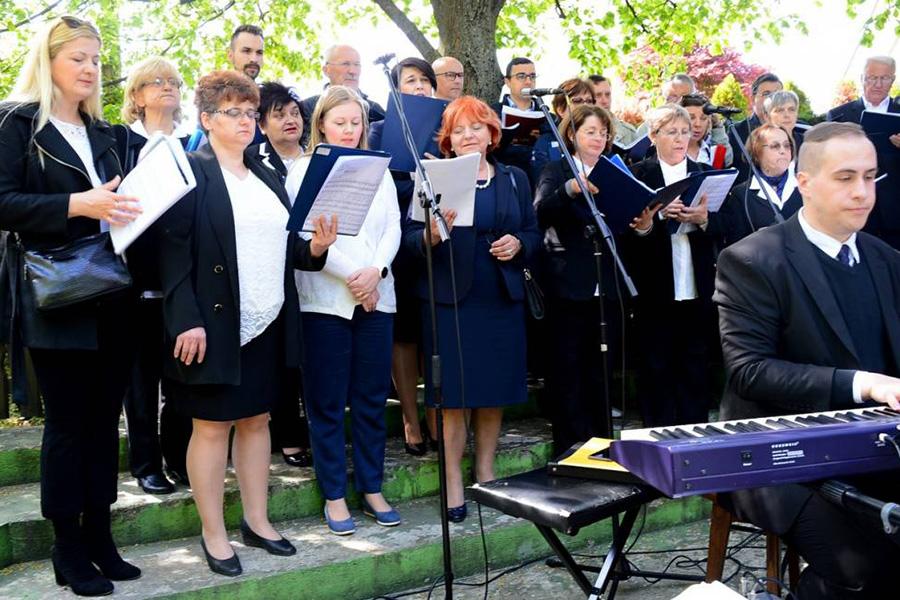 Pjevački zbor župe Močile