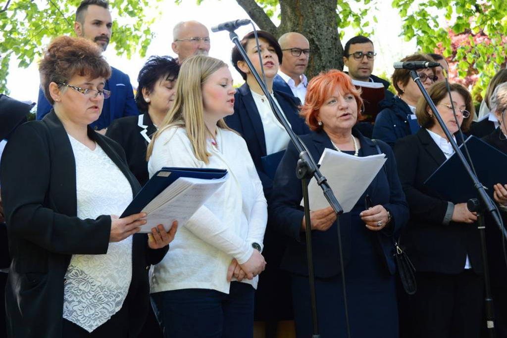 Pjevački zbor župe u Močilama