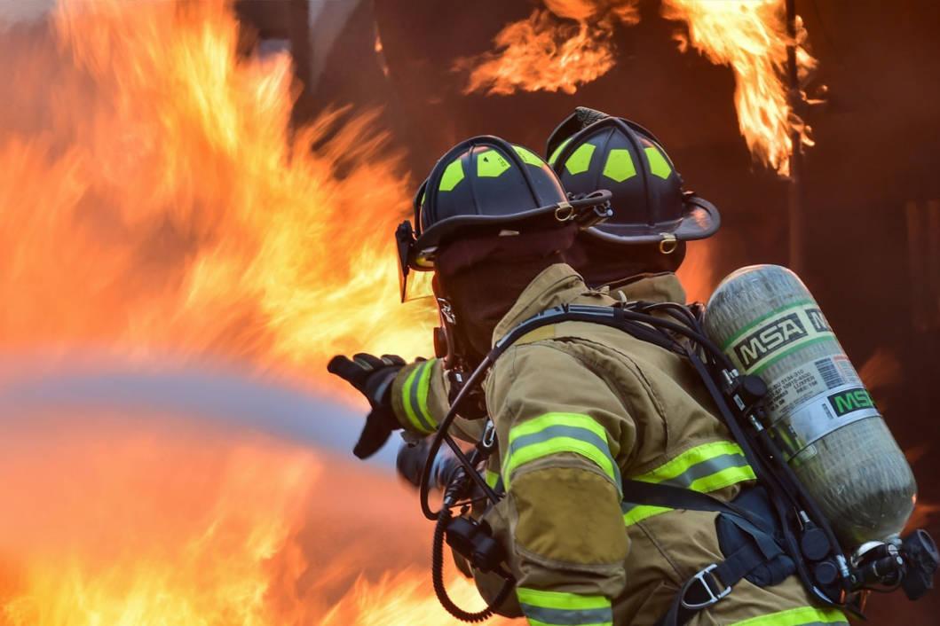 Vatrogasci u gašenju požara