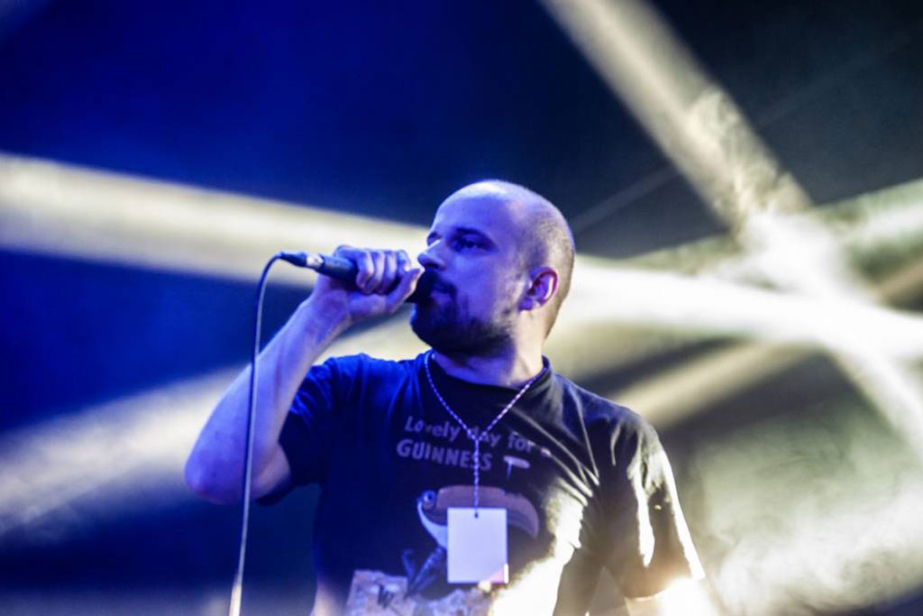 Vojko V na RockLive festivalu