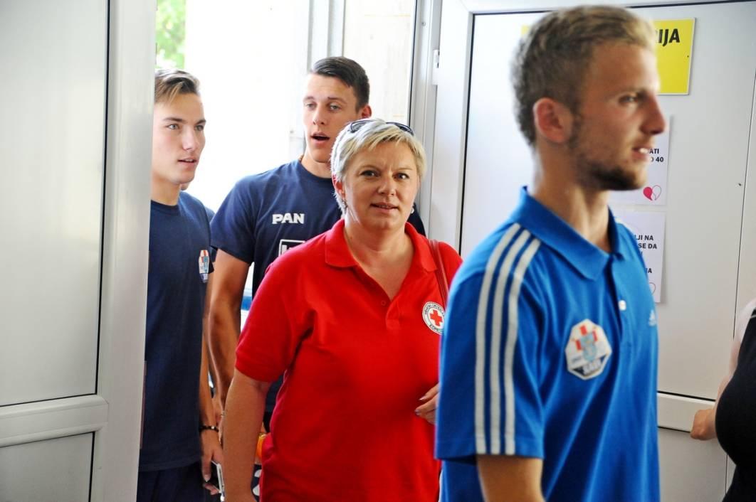 Akcija za Zakladu Ana Rukavina u Koprivnici - Adela Sočev