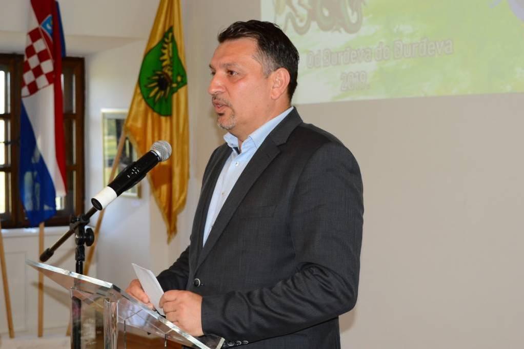 Željko Lacković, saborski zastupnik i predsjednik Gradskog vijeća u Đurđevcu