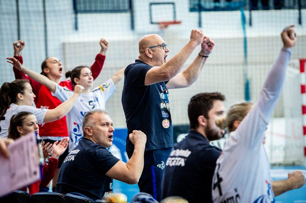 Trener Zlatko Saračević i njegov stožer rade odličan posao