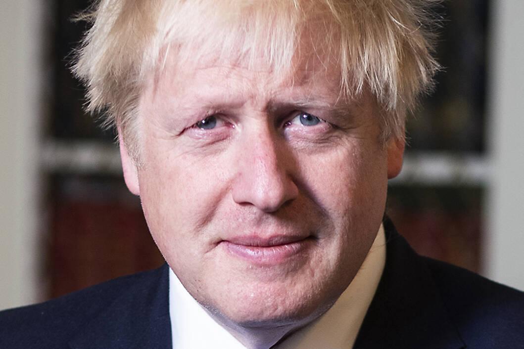 Bitanski premijer Boris Johnson