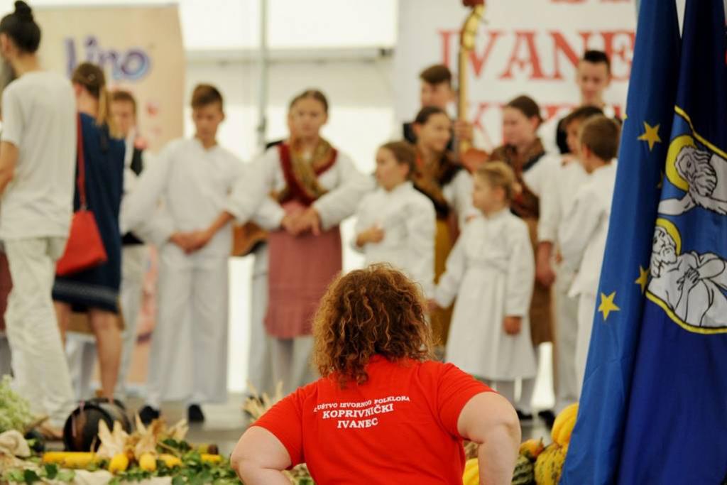 Društvo izvornog folklora Koprivnički Ivanec