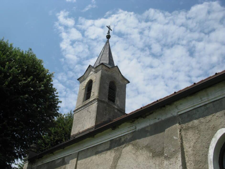 Kapela svete Rozalije u Đurđevcu