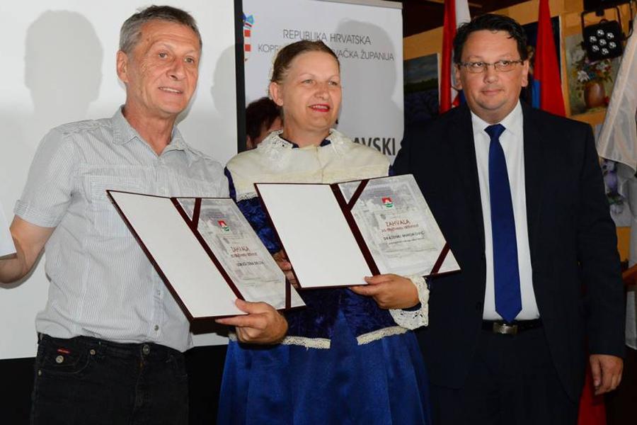 Novigrad Podravski javna priznanja