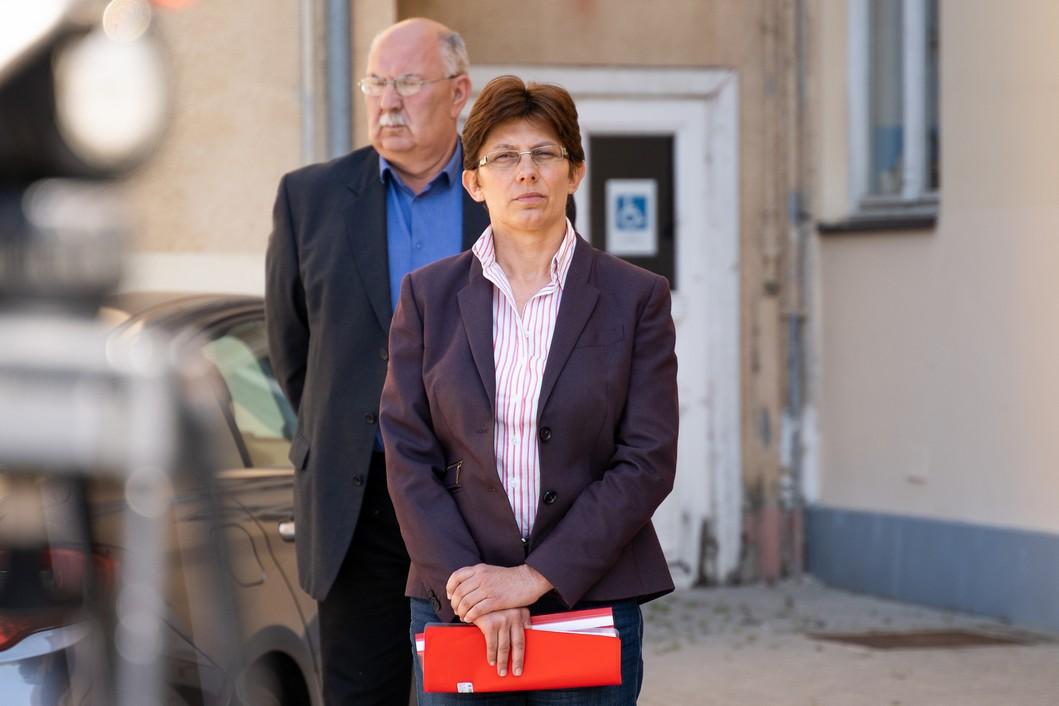 Doktorica Draženka Vadla // Foto: Luka Krušec / LuMedia