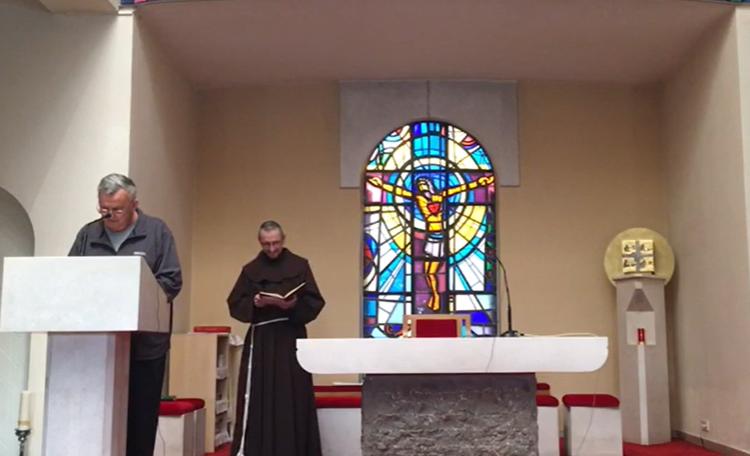 Franjevci u zadarskoj župi Presvetog Srca Isusovog