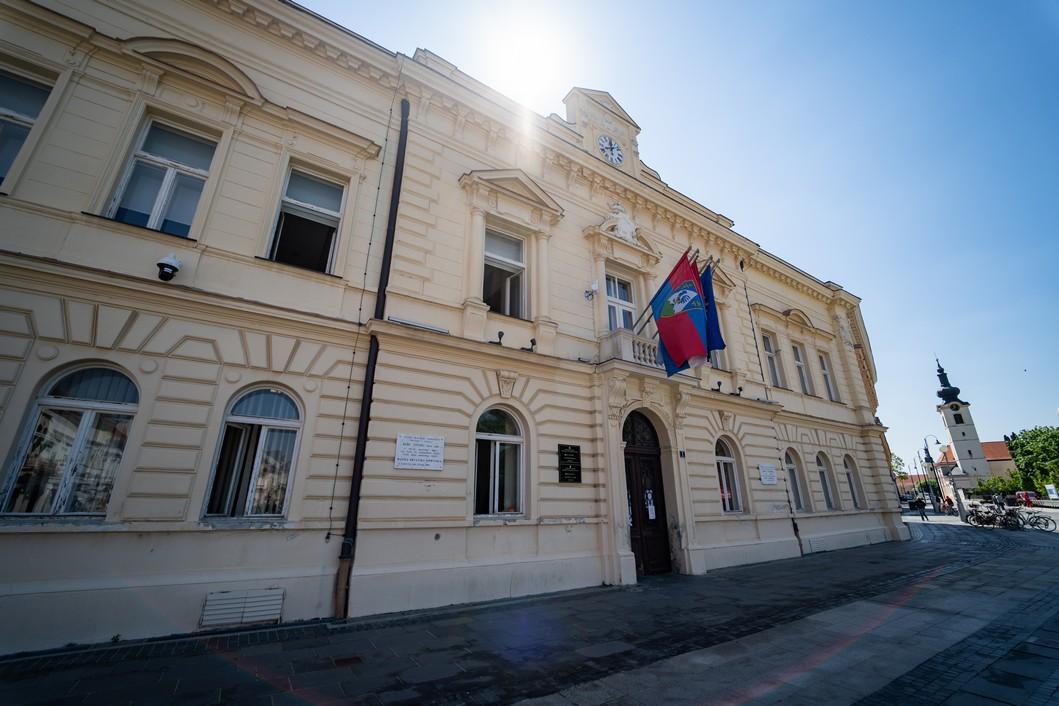 Grad Koprivnica // Foto: Luka Krušec / LuMedia