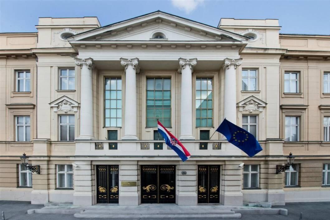 Zgrada Hrvatskog sabora