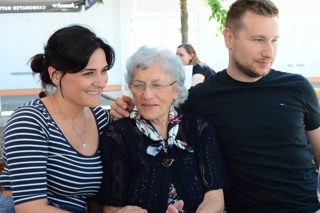 Katica križević slavi svoj 90. rođendan