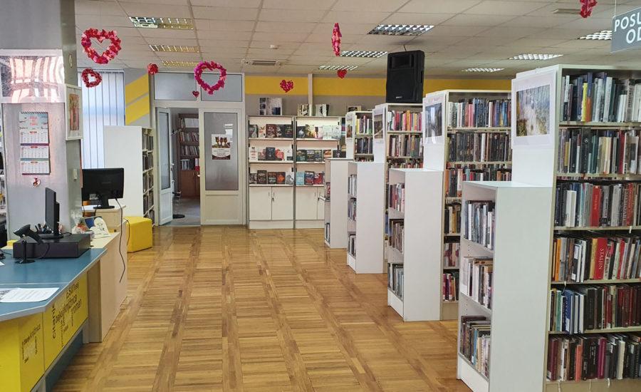 Gradska knjižnica Đurđevac
