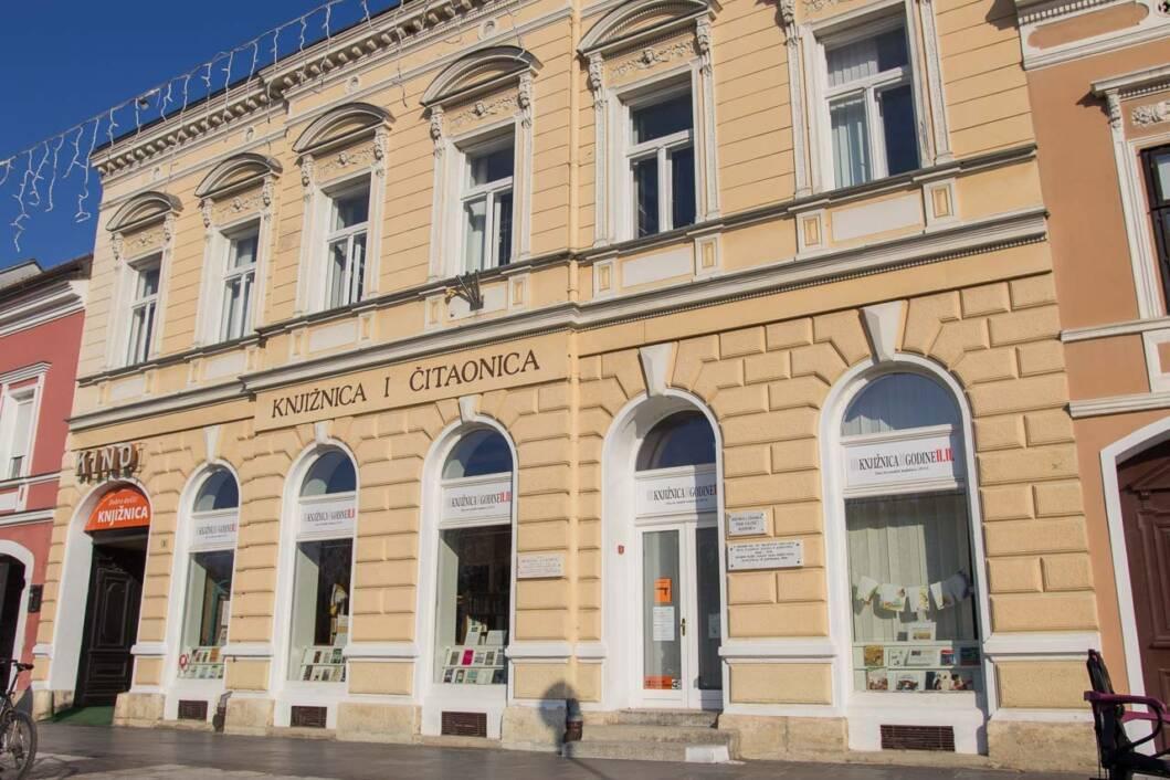 Knjižnica i čitaonica Fran Galović Koprivnica
