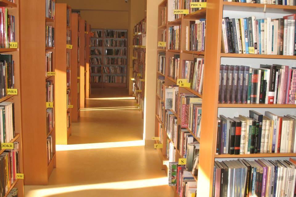 Gradska knjižnica Franjo Marković u Križevcima