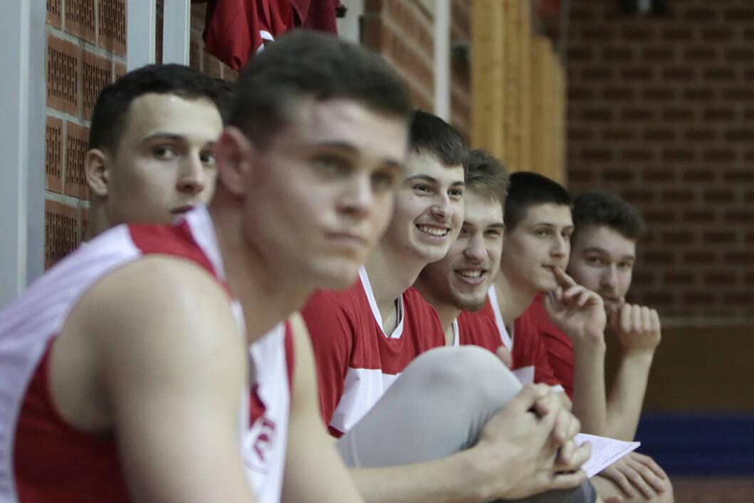 Mladi košarkaši Podravca iz Virja