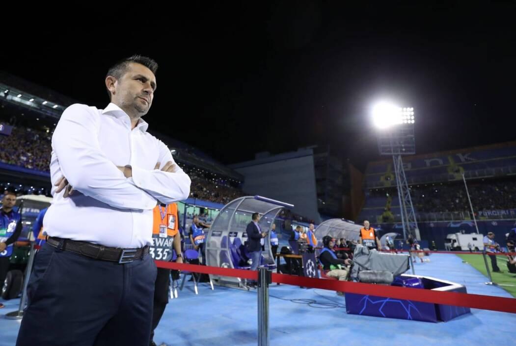 Nenad Bjelica s Dinamom je imao odlične rezultate