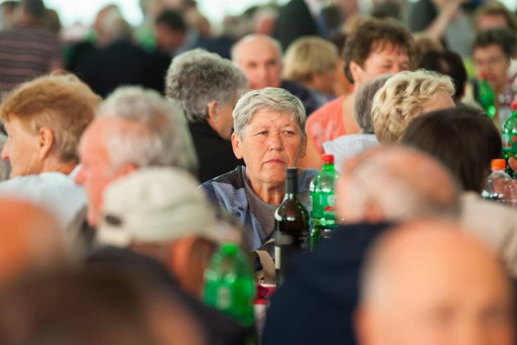 Tradicionalni susret Podravkinih umirovljenika
