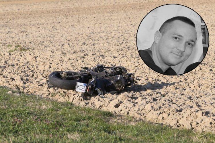 Poginuli motociklist Ivan Međimurec