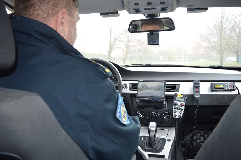 Policijski presretač
