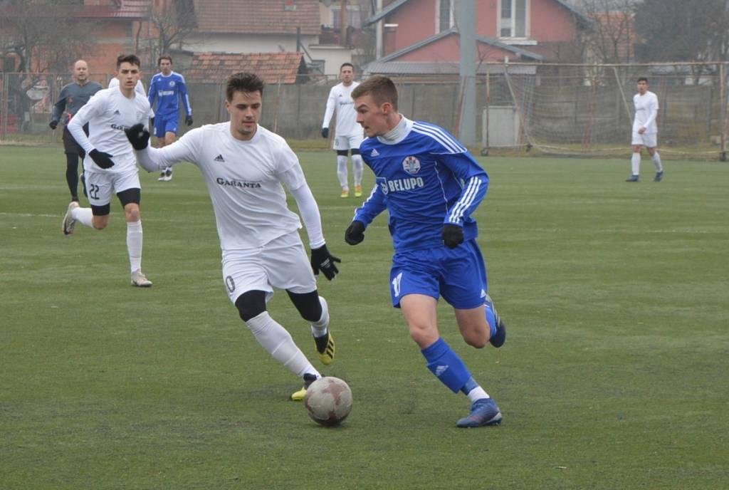 Prijateljska utakmica između Tehničara i Slavena B