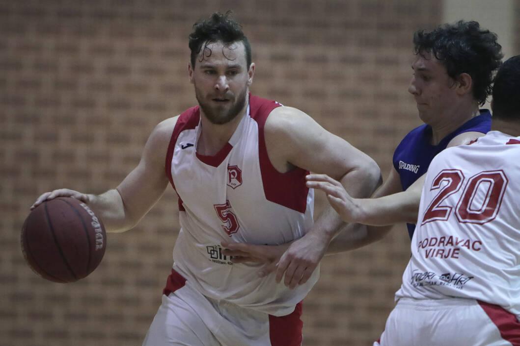 Stefan Zadravec najbolji je igrač Podravca i strijelac lige