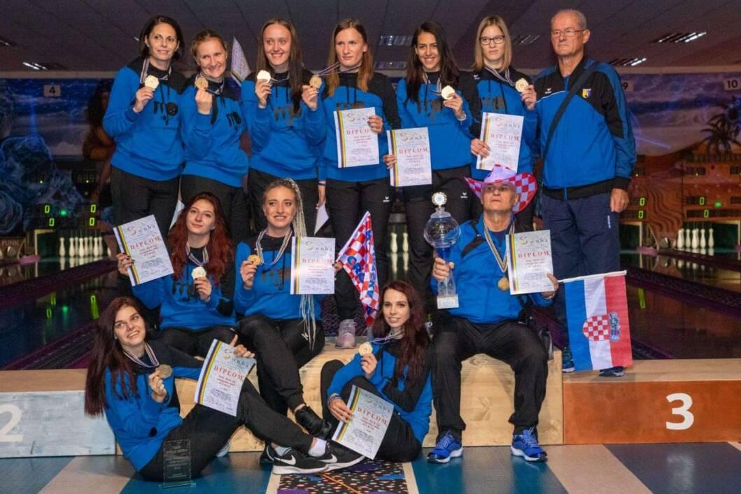 Valentina Gal s riječkom Mlakom osvojila je Svjetski kup