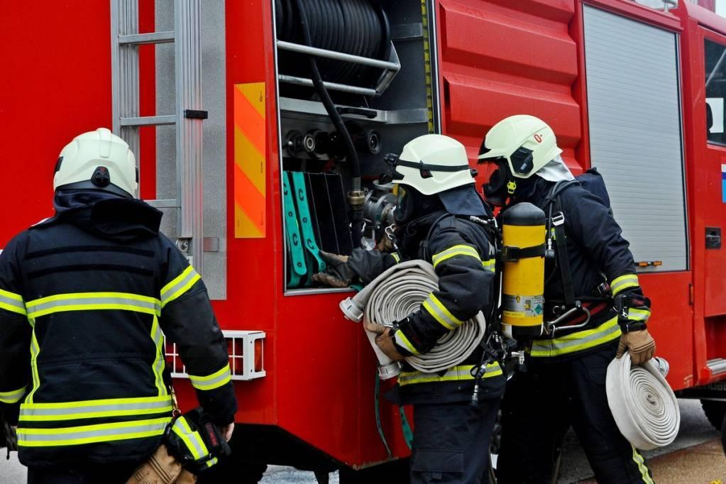 Vatrogasci na intervenciji