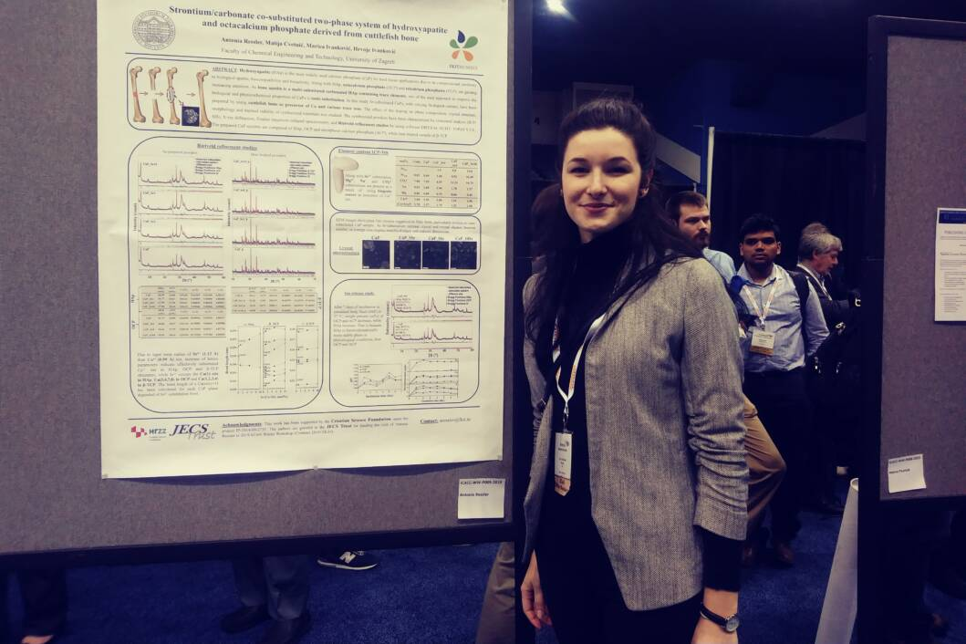 Mlada koprivnička znanstvenica Antonia Ressler