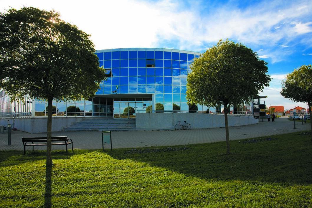 Sportski centar Cerine u Koprivnici